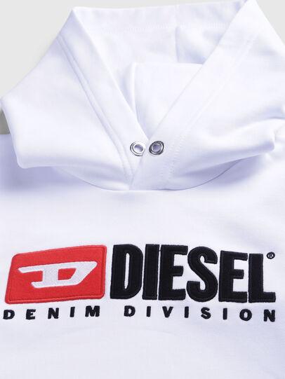 Diesel - SDIVISION OVER, Weiß - Sweatshirts - Image 3