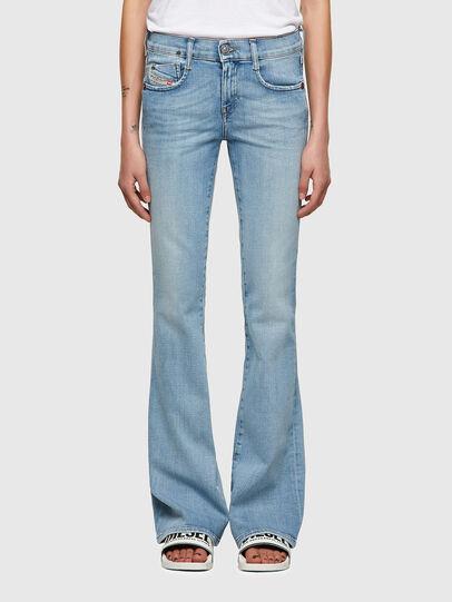 Diesel - D-Ebbey 009TL, Hellblau - Jeans - Image 1