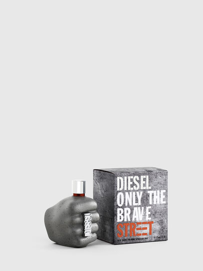 Diesel - ONLY THE BRAVE STREET 125ML, Grau - Only The Brave - Image 1