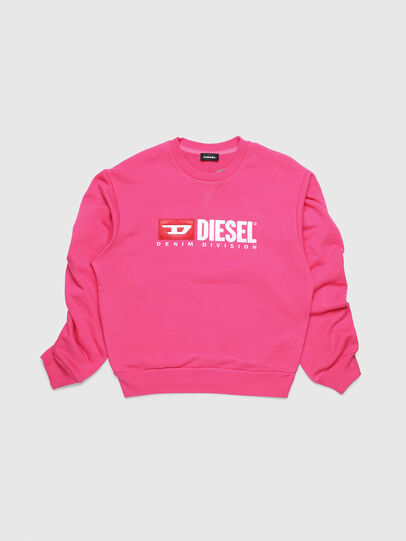 Diesel - SARAP, Rosa - Sweatshirts - Image 1