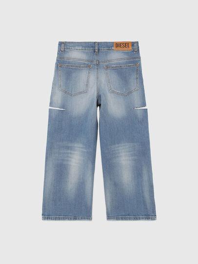Diesel - WIDEE-J-SP1, Hellblau - Jeans - Image 2