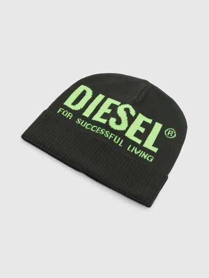 Diesel - K-BECKY-C, Armeegrün - Mützen - Image 3