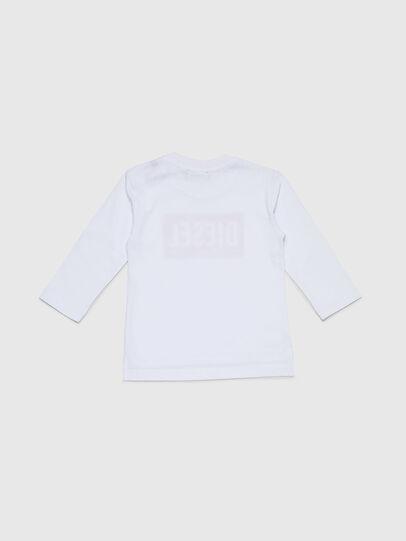 Diesel - TIRRIB, Weiß - T-Shirts und Tops - Image 2