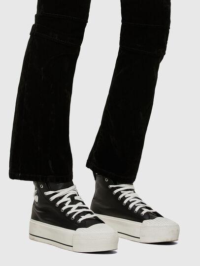 Diesel - D-Earlie JoggJeans® 069UJ, Schwarz/Dunkelgrau - Jeans - Image 5