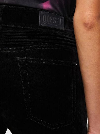 Diesel - D-Earlie JoggJeans® 069UJ, Schwarz/Dunkelgrau - Jeans - Image 4