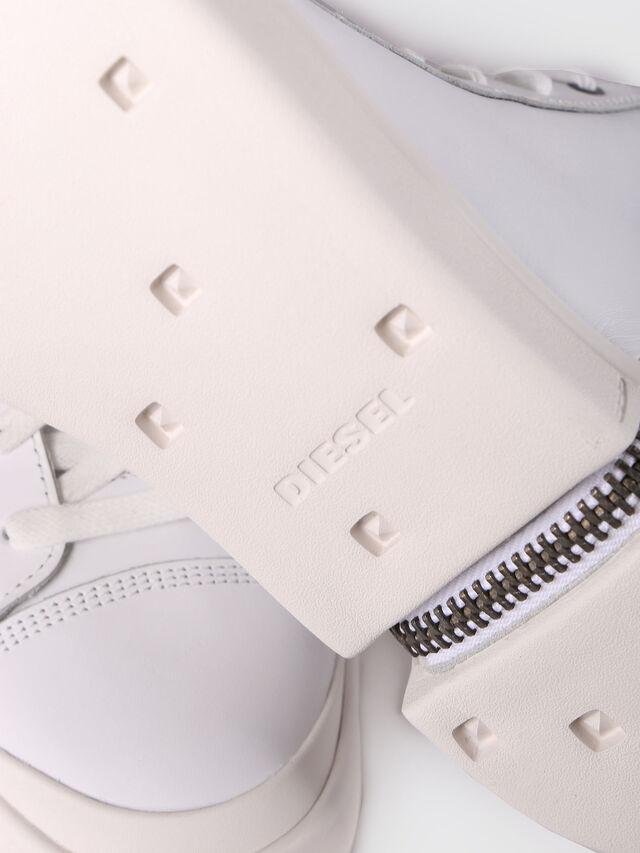 Diesel - S-NENTISH, Weiß - Sneakers - Image 5