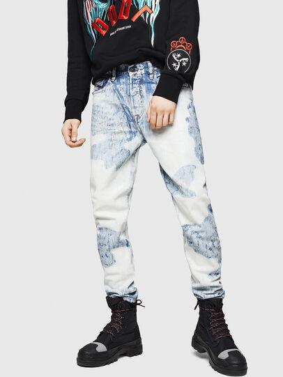 Diesel - Mharky 0890P, Hellblau - Jeans - Image 4