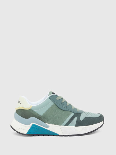 Diesel - S-BRENTHA FLOW, Wassergrün - Sneakers - Image 1