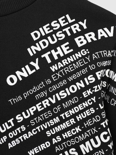 Diesel - SAYALA, Schwarz - Sweatshirts - Image 4