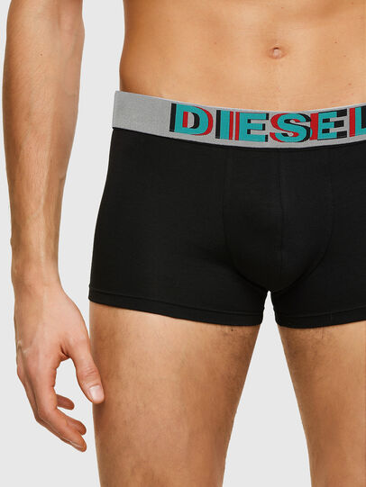 Diesel - UMBX-SHAWNTHREEPACK, Schwarz - Boxershorts - Image 4