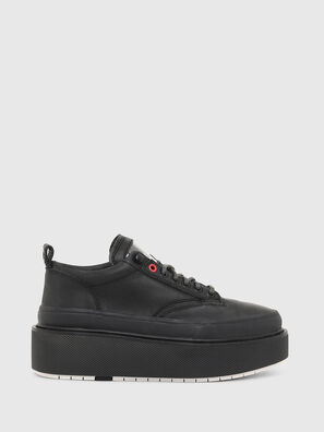 H-SCIROCCO LOW LACE, Schwarz - Sneakers