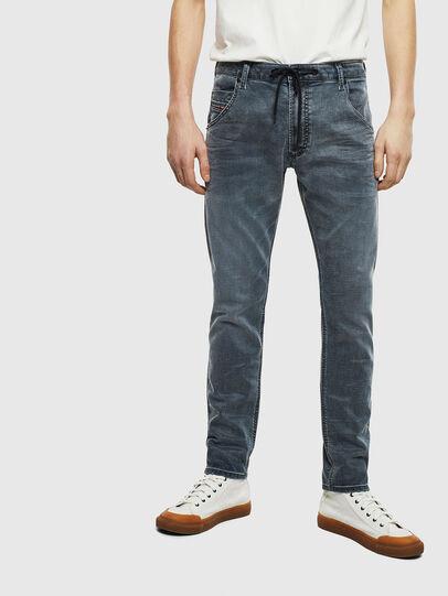 Diesel - Krooley JoggJeans 069LT, Dunkelblau - Jeans - Image 3