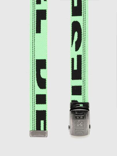 Diesel - BOXXY, Neongrün - Gürtel - Image 3