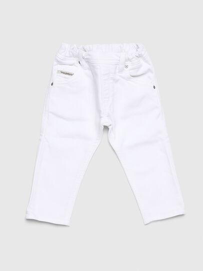 Diesel - KROOLEY JOGGJEANS-B-N, Weiß - Jeans - Image 1
