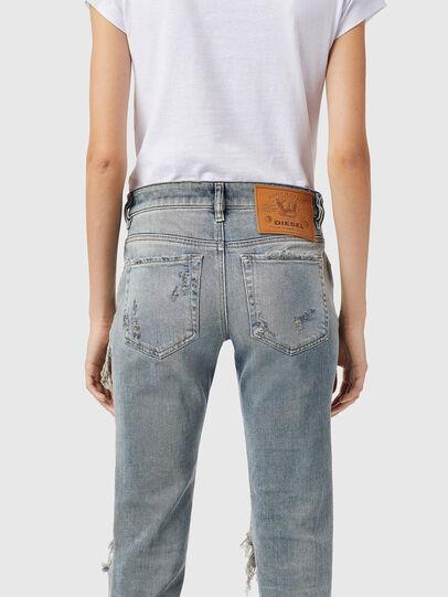 Diesel - D-Lyla 09B40, Hellblau - Jeans - Image 4