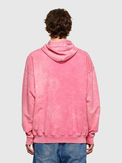 Diesel - S-UMMER-E2, Rosa - Sweatshirts - Image 2
