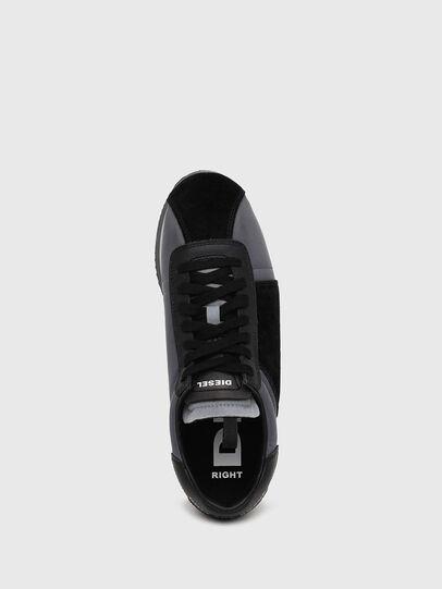 Diesel - S-PYAVE WEDGE, Blau/Schwarz - Sneakers - Image 5