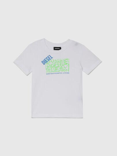 Diesel - TESSOB-R, Weiß - T-Shirts und Tops - Image 1