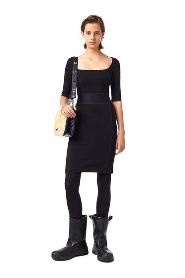 Kleid aus Milano-Strick