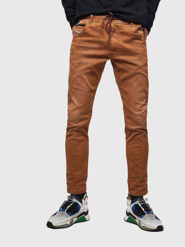 Krooley JoggJeans 0670M, Braun - Jeans