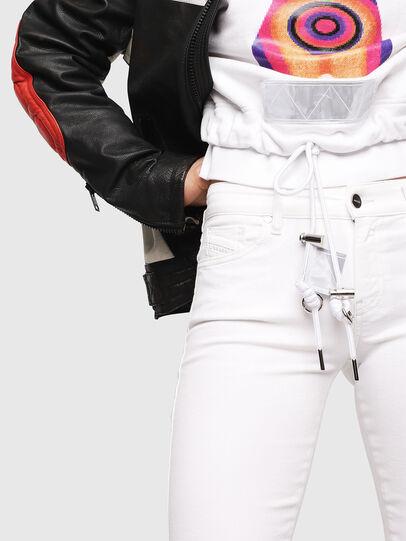 Diesel - Slandy 086AC, Weiß - Jeans - Image 3