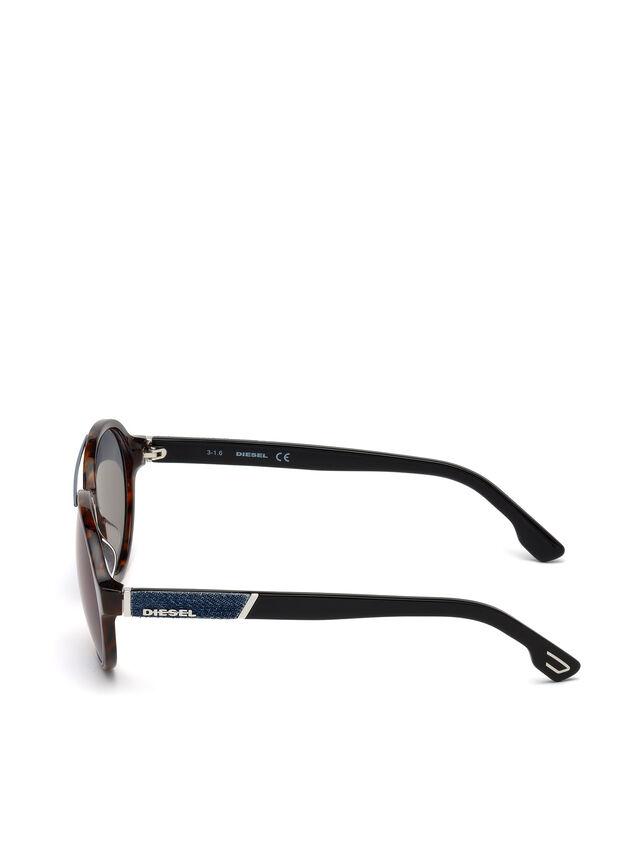 Diesel - DL0214, Braun - Sonnenbrille - Image 3