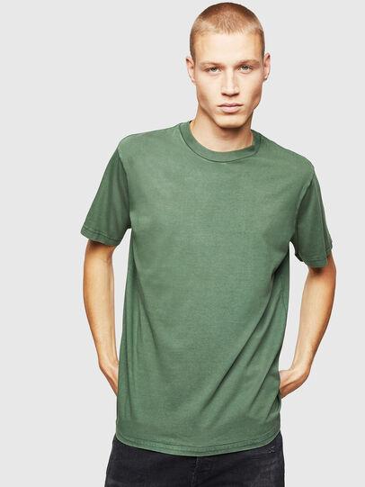 Diesel - T-THURE, Grün - T-Shirts - Image 1