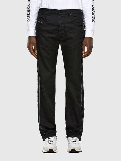Diesel - KROOLEY JoggJeans® 0KAYO, Schwarz/Dunkelgrau - Jeans - Image 1