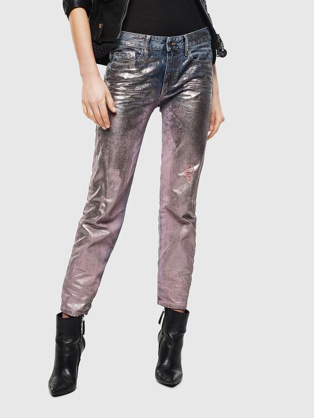 D-Rifty 0091J, Mittelblau - Jeans