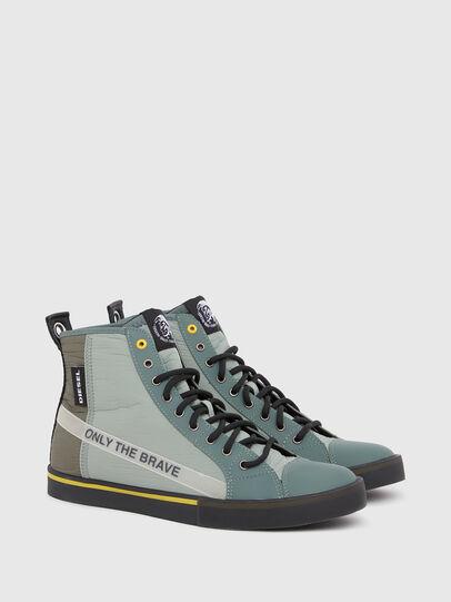 Diesel - S-DVELOWS ML, Grau/Blau - Sneakers - Image 2