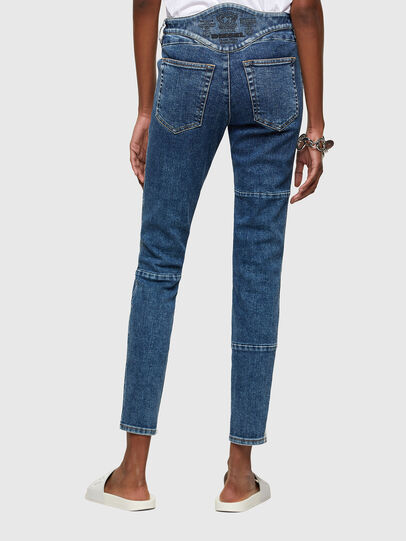 Diesel - Babhila 009VC, Mittelblau - Jeans - Image 2