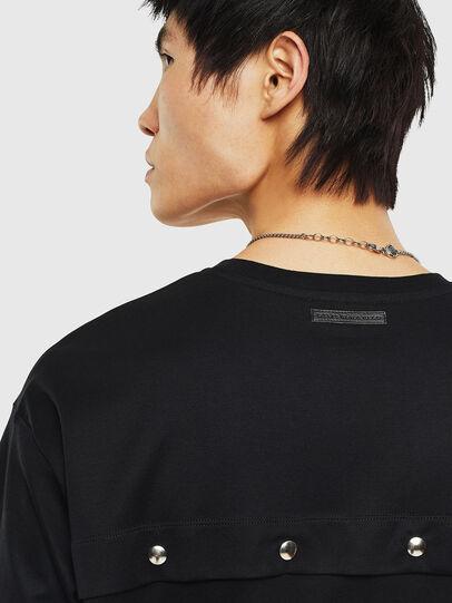 Diesel - T-TIGE, Schwarz - T-Shirts - Image 5