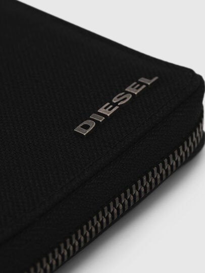 Diesel - ZIPPY HIRESH S, Dunkelblau - Portemonnaies Zip-Around - Image 4
