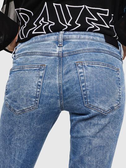 Diesel - Gracey JoggJeans 0870P, Hellblau - Jeans - Image 5