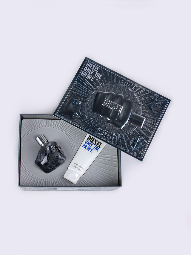 Diesel - ONLY THE BRAVE 50ML GIFT SET, Blau - Only The Brave - Image 1