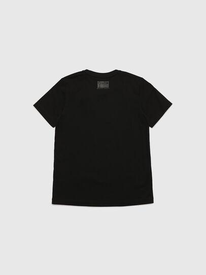 Diesel - TSILYHEART, Schwarz - T-Shirts und Tops - Image 2