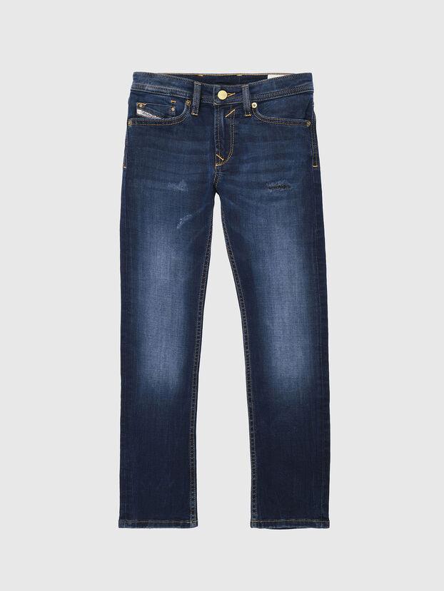 WAYKEE-J-N, Dunkelblau - Jeans