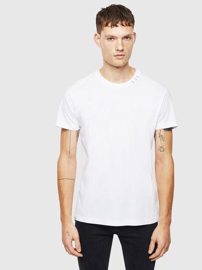 Diesel - T-GROSSI, Weiß - T-Shirts - Image 1