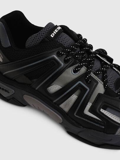 Diesel - S-KIPPER LOW TREK, Schwarz - Sneakers - Image 6