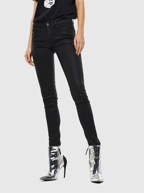 Slandy 069JT, Schwarz/Dunkelgrau - Jeans