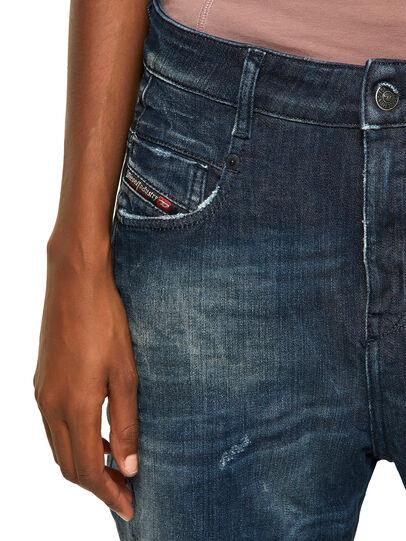 Diesel - Fayza JoggJeans® 09B50, Dunkelblau - Jeans - Image 3