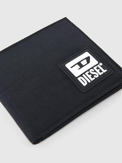 Diesel - HIRESH S, Schwarz - Kleine Portemonnaies - Image 4