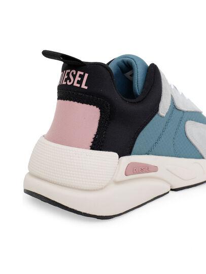 Diesel - S-SERENDIPITY LOW CU, Grau/Blau - Sneakers - Image 6