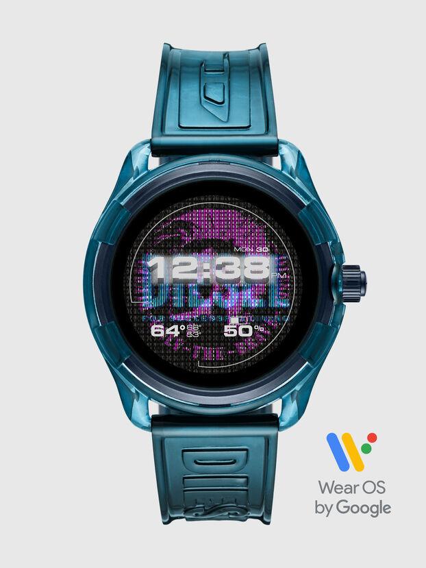 DT2020, Blau - Smartwatches