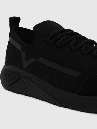 Diesel - S-KBY STRIPE, Schwarz - Sneakers - Image 4