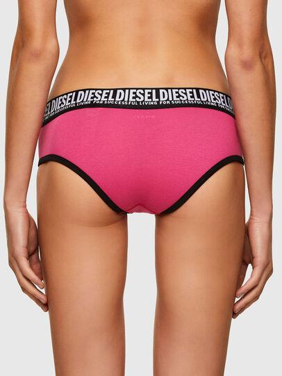 Diesel - UFPN-OXY-THREEPACK, Schwarz/Rosa - Panties - Image 3