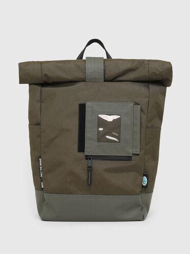 Rucksack aus X-Pac-Material mit Rollöffnung