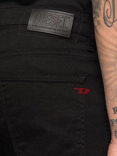 Diesel - D-Macs 0688H, Schwarz/Dunkelgrau - Jeans - Image 4