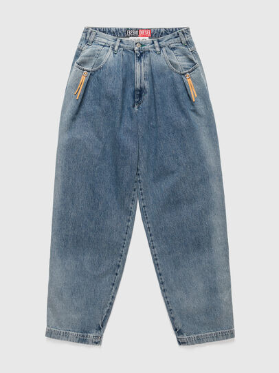 Diesel - DxD-P1 0CBBL, Hellblau - Jeans - Image 1