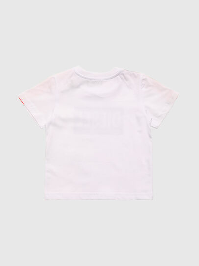 Diesel - TANGEB, Weiß - T-Shirts und Tops - Image 2